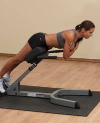 45 Degree Back Hyperextension