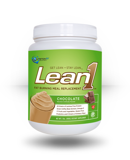 Nutrition53 Lean1 Chocolate 1.7 lb