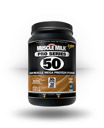CytoSport Muscle Milk Pro Series Knockout Chocolate 2.54 lb