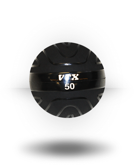 TROY Barbell 50 lb VTX Slam Ball 10 in Diameter