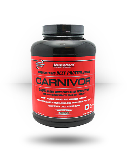 Muscle Meds Carnivor Chocolate 4.6 lb