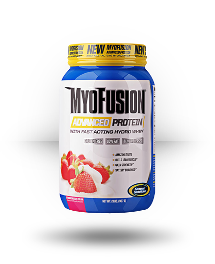 Gaspari Nutrition MyoFusion Advanced Protein Strawberries & Cream 2