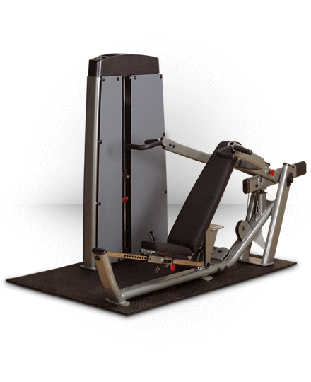 Body-Solid Pro Dual Multi Press Machine
