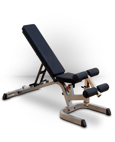 Body-Solid Heavy Duty Fid Bench
