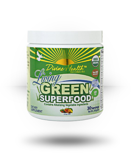 Divine Health Living SuperFood 30 ea
