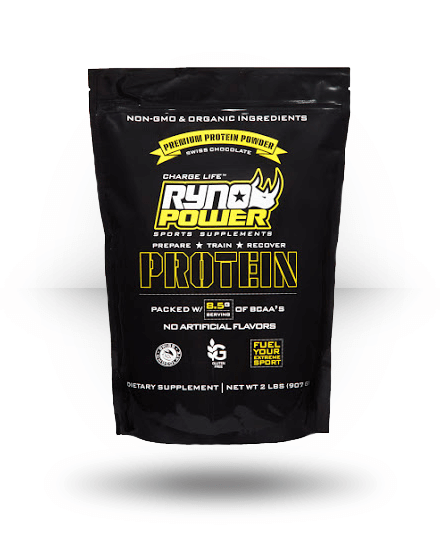 Ryno Power Protein Powder Chocolate 2 lb