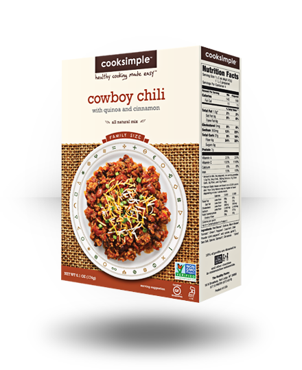 Cooksimple Cowboy Chili
