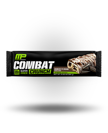 MusclePharm Combat Crunch Cookies and Cream
