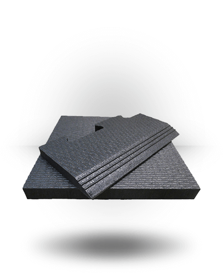 Torque Fitness Shok-Lok Equipment Mat - 4 x 8 (2 Pieces)