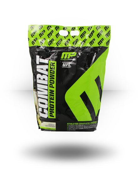 MusclePharm Hybrid Series Combat Powder Vanilla 10 lb