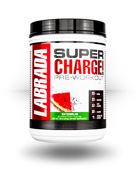 Labrada Nutrition Super Charge Watermelon 25 Servings