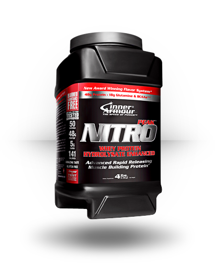 Inner Armour Nitro-Peak Chocolate 4 lb
