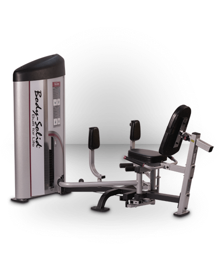 Body-Solid ProClubline Series II Inner/Outer Thigh 160 lb Stack