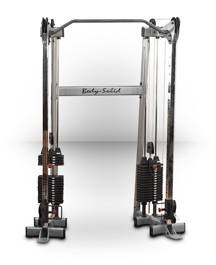 Body solid compact functional trainer small footprint