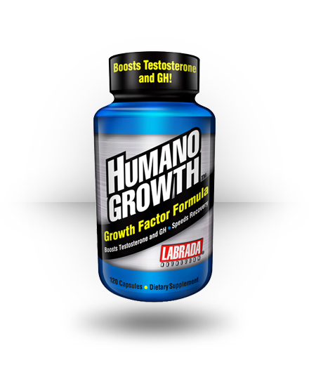 Labrada Nutrition Humanogrowth 120 ea