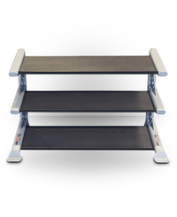 Body-Solid ProClubline 3 Tier Dumbbell Rack