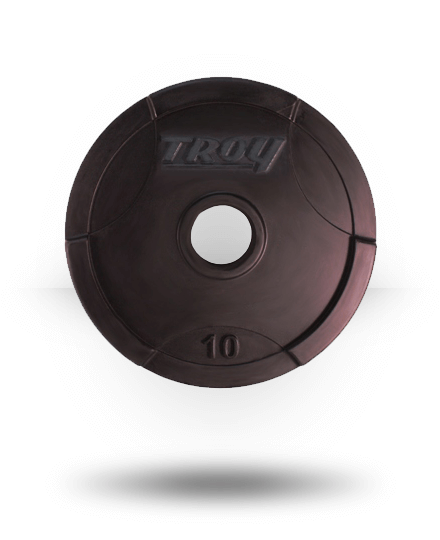 Troy Barbell Urethane Encased Grip Plate 10 lb