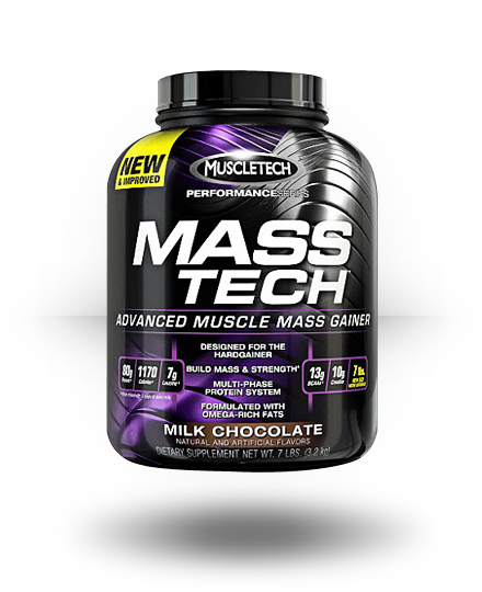 MuscleTech Performance Series Mass Tech Milk Chocolate 7 lb