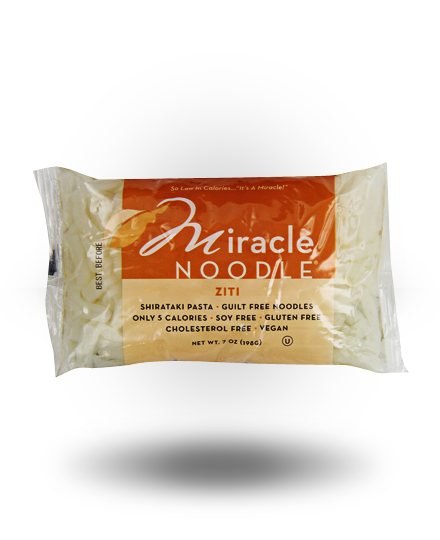 Miracle Noodle Ziti Saver Pack