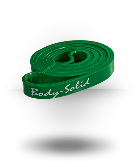 "Body-Solid Power Band Light 3/4"" Green"