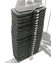 Body-Solid Selectorized Weight Stack Upgrade 200 lb