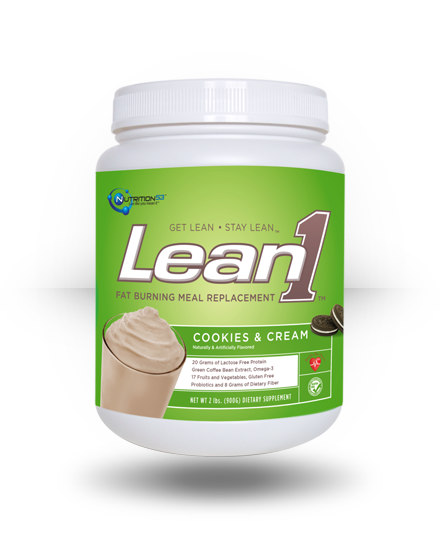 Nutrition53 Lean1 Cookies & Cream 2 lb