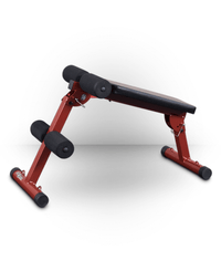 Best Fitness Ab Folding Board Red