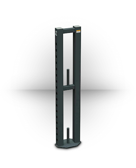 Torque Fitness Vertical Accessory Storage Rack