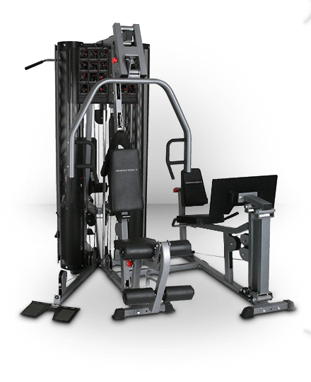 Bodycraft X2 Two Stack System
