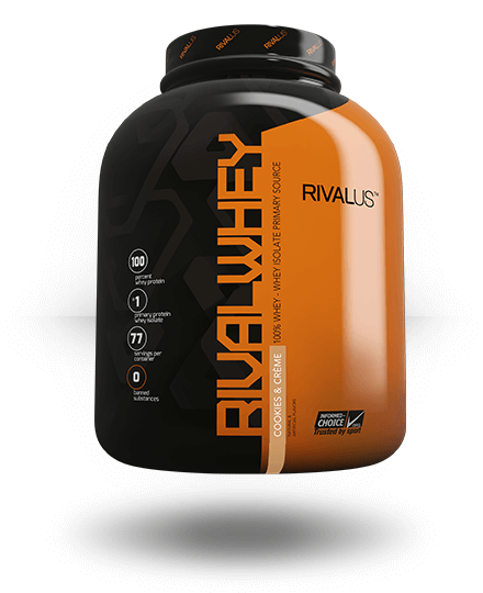 Rivalus Rivalwhey Cookies & Creme 5 lb