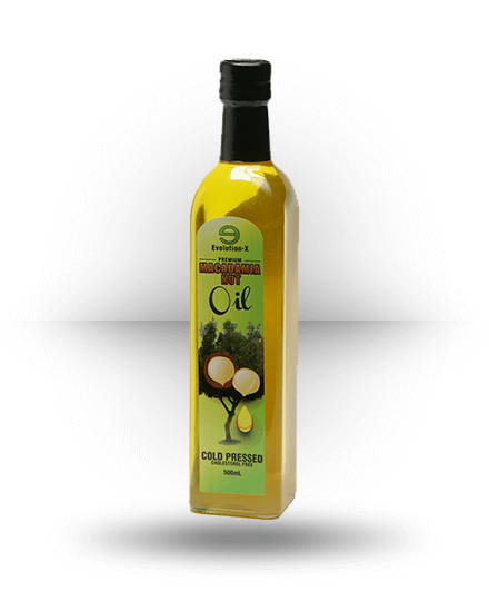 Species Nutrition Premium Macadamia Nut Oil 500 ml