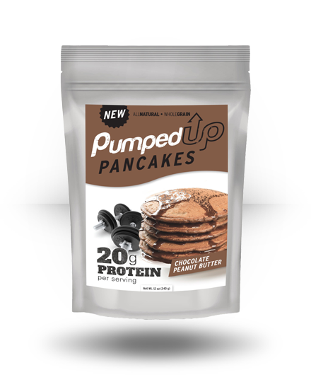 Pumped Up Pancakes Pumped Up Pancakes Chocolate Peanut Butter 12 oz