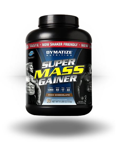 Dymatize Super Mass Gainer Rich Chocolate 6 lb