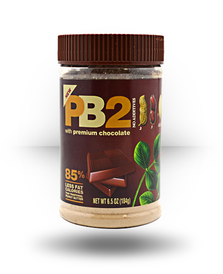 Bell Plantation PB2 Powder Peanut Butter with Premium Chocolate 6.