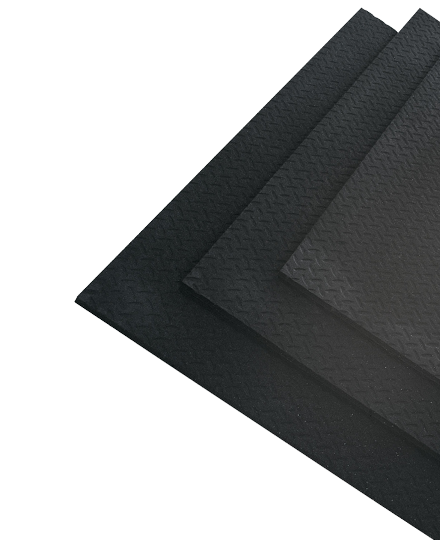 Body-Solid Heavy Duty Rubber Floor Mat