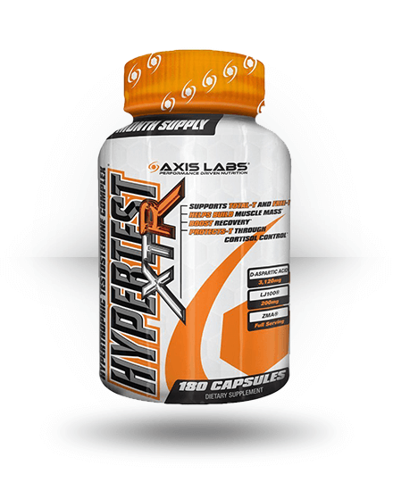 Axis Labs Hypertest XTR 180 Capsules