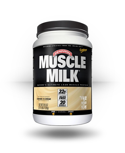 CytoSport Muscle Milk Cookies 'N Creme 2.47 lb