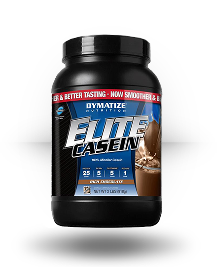Dymatize Elite Casein Rich Chocolate 2 lb