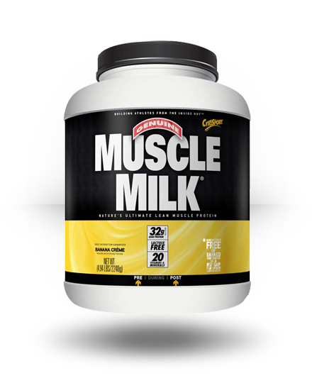 CytoSport Muscle Milk Banana Creme 4.94 lb