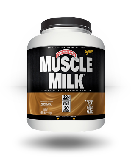 CytoSport Muscle Milk Chocolate 4.94 lb