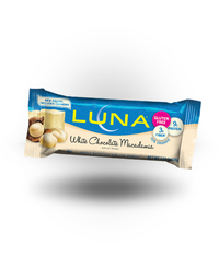 Clif Luna The Whole Nutrition Bar for Women White Choco