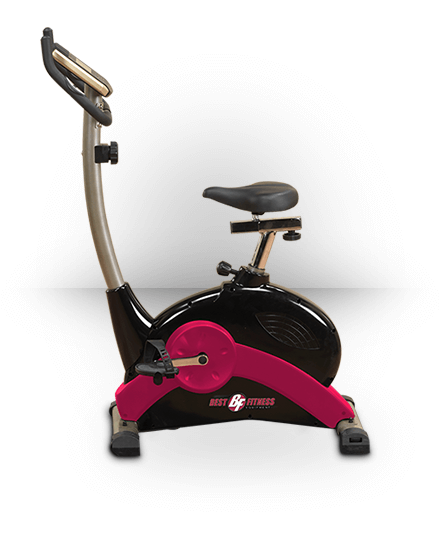 Best Fitness Upright Bike Red BFUB1R