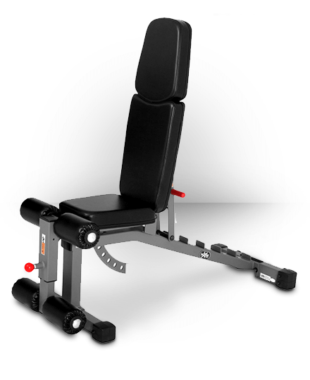 XMark Fitness XMark FID Ab Versa Weight Bench