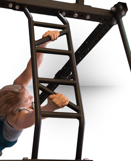 Body-Solid Multi Chin Up Cross Member For SPR1000