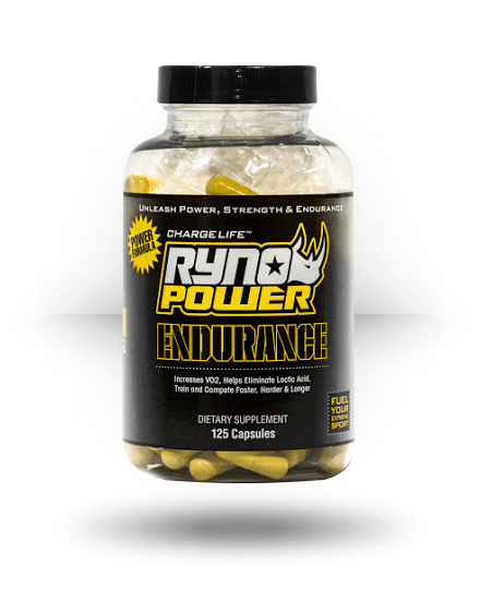 Ryno Power Endurance 125 Capsules