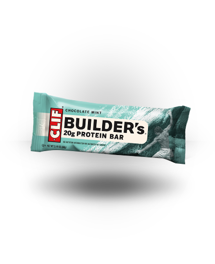 Clif Builder's Cocoa Dipped Double Decker Crisp Bar Cho