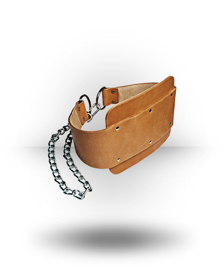 Body-Solid Leather Dip Belt
