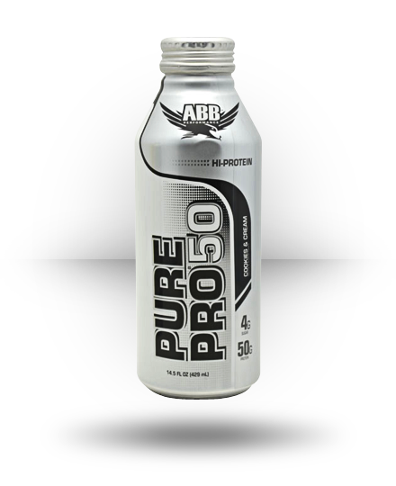 ABB Performance Pure Pro 50 Cookies & Cream 12 ea