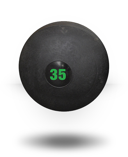 Rage Fitness Rage Slam Ball 35 lb