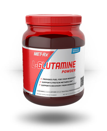 MET-Rx L-Glutamine Powder Unflavored 1000 g